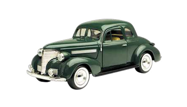 73247AC-GR - Motormax 1939 Chevrolet Coupe