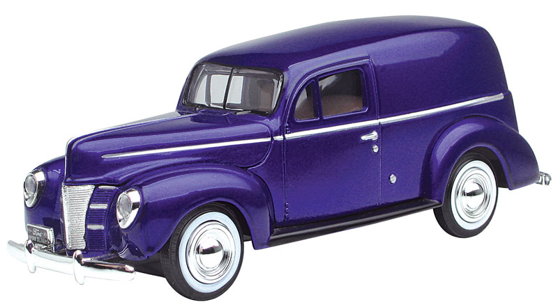 73250AC-MPR - Motormax 1940 Ford Sedan Delivery