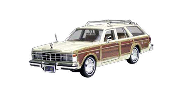 73331AC-CS - Motormax 1979 Chrysler LeBaron Town and Country