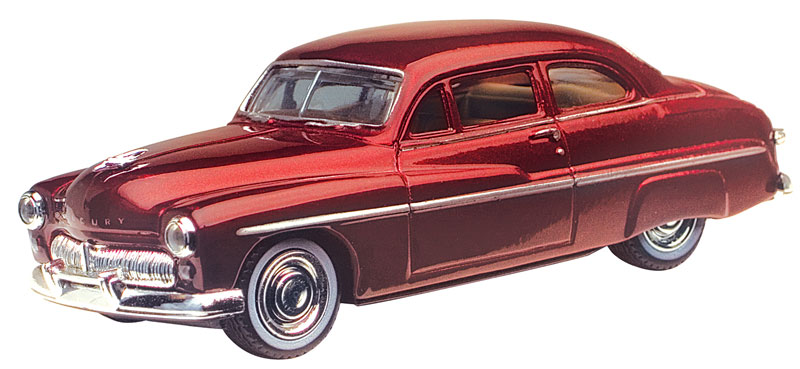 73803AC - Motormax 1949 Mercury Coupe