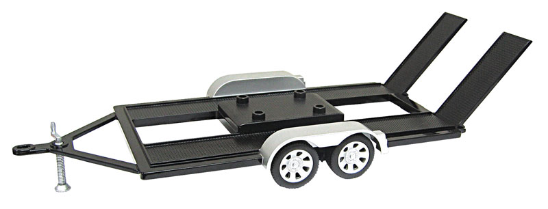 76009 - Motormax Car Carrier Trailer