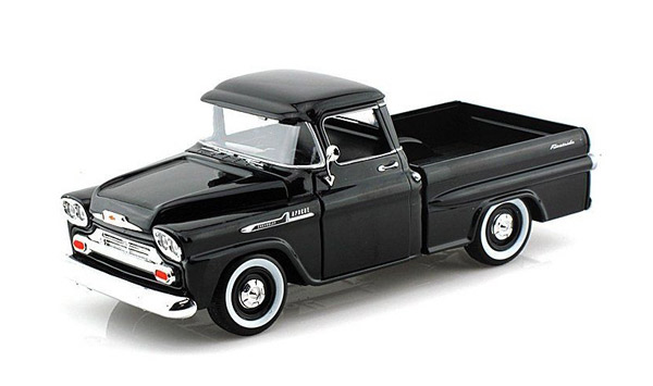 79311BK - Motormax 1958 Chevrolet Apache Fleetside Pickup