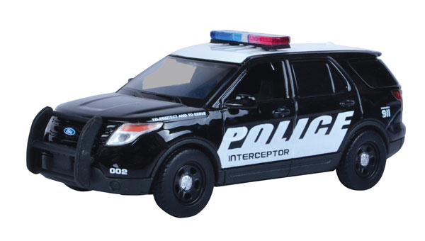 79471 - Motormax 2015 Ford Police Interceptor
