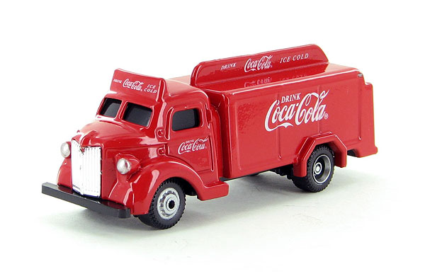 440537 - Motor City Coca Cola 1947 Bottle Truck