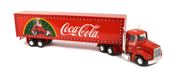 443012 - Motor City Coca Cola Holiday Caravan New design
