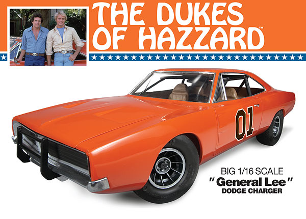 752 - MPC Dukes of Hazzard General Lee 1969