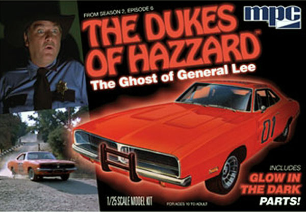 754 - MPC Dukes of Hazzard Ghost of General