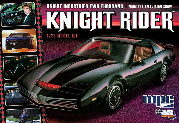 806 - MPC Knight Rider1982 Pontiac Firebird