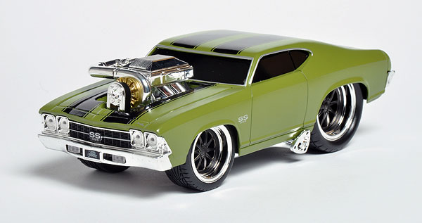 32238GR - Muscle Machines 1969 Chevrolet Chevelle