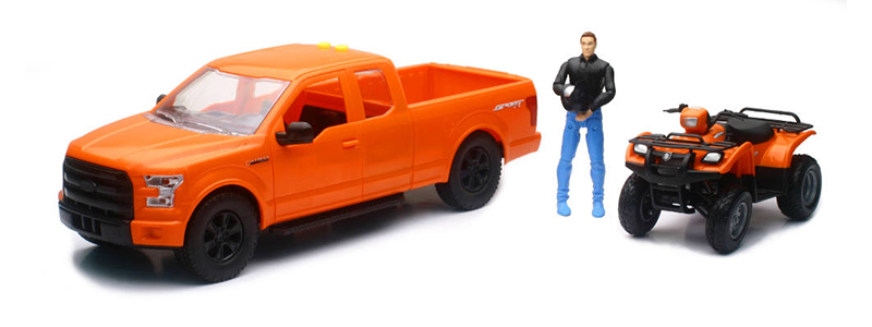 02206C - New-Ray Toys Ford F 150 Pickup