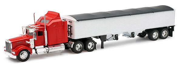 10773 - New-ray Kenworth W900 Tractor