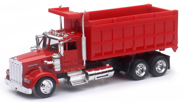 15533H - New-ray Kenworth W900 Dump Truck