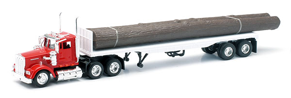 15583 - New-Ray Toys Kenworth W900 Tractor