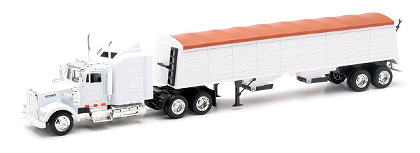 15833 - New-ray Kenworth W900 Tractor