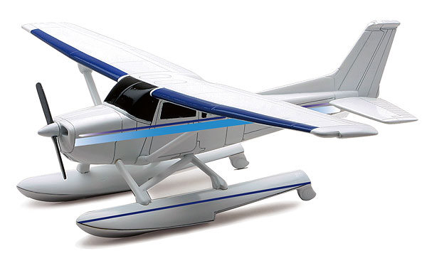 20655 - New-ray Cessna 172 Skyhawk Float Plane