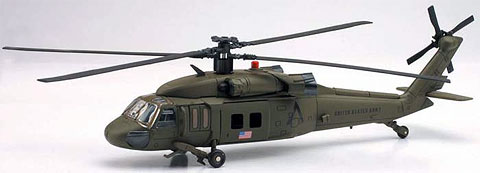 25563A - New-ray Sikorsky UH 60 Black Hawk Helicopter
