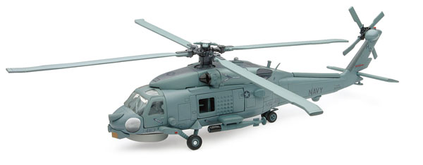 25583 - New-ray Sikorsky SH 60 Sea Hawk Helicopter
