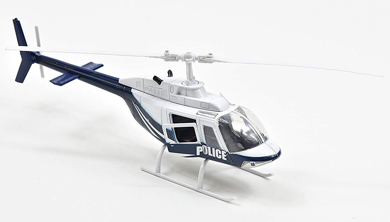 26073A - New-ray Bell 206 Helicopter