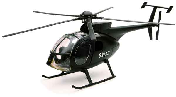 26133 - New-ray NH 500 Helicopter