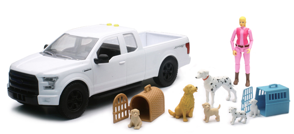 34186 - New-ray Ford F 150 Pickup Truck