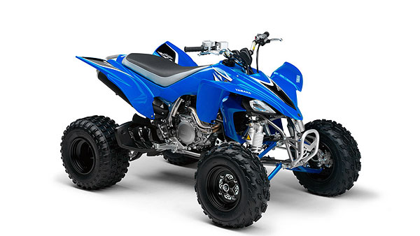 42833A - New-ray Yamaha YFZ 450 ATV