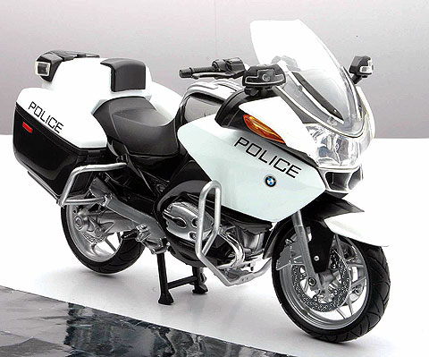 43153 - New-ray Police BMW R1200 RT