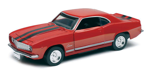 50473B - New-ray 1969 Chevrolet Camaro Z28