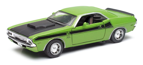 50533C - New-Ray Toys 1970 Dodge Challenger T_A