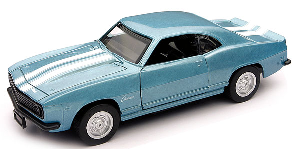 51083-J - New-ray 1969 Chevrolet Camaro Z28