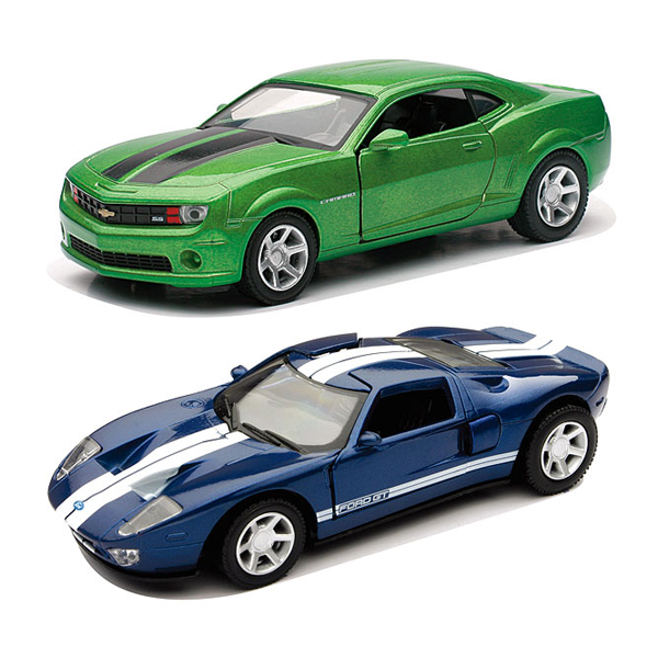 51083-SET-C - New-ray 2011 Chevrolet Camaro SS