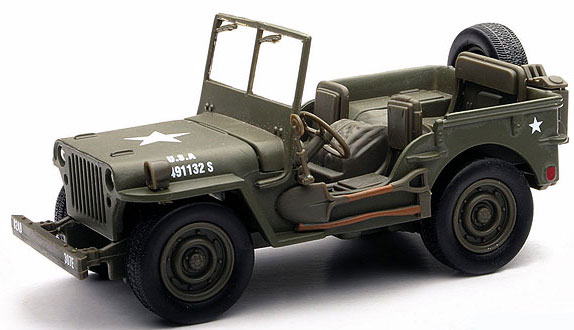 54133 - New-ray Jeep Willys