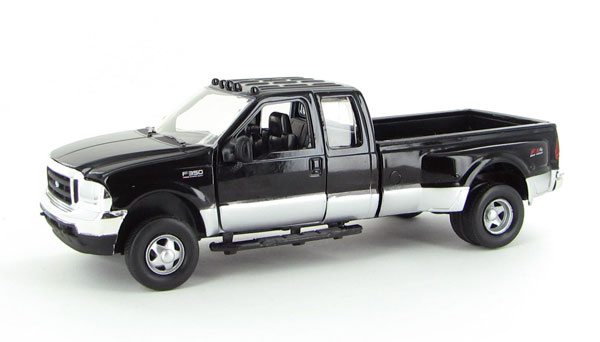 54473-BKS - New-ray Ford F 350 Super Duty Dually