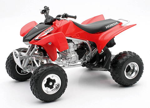 57093A - New-Ray Toys Honda TRX 450R 2009 ATV