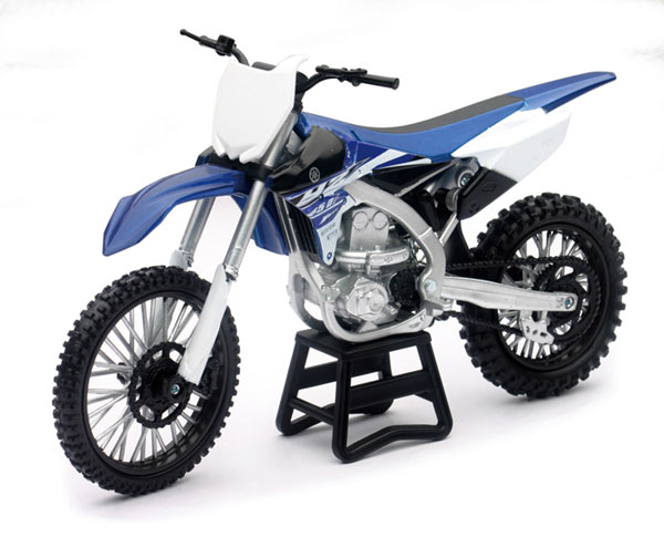 57703 - New-Ray Toys 2015 YAMAHA YZ450F Dirt Bike