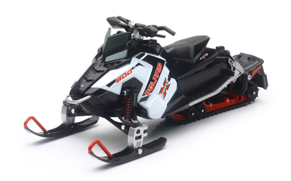 57783A - New-ray Polaris Switchback Pro X 800 Snowmobile