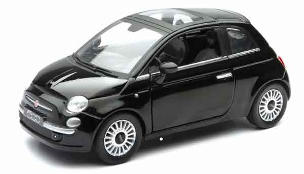 71016BK - New-ray Fiat 500