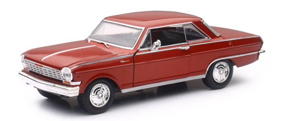 71823A - New-ray 1964 Chevy Nova SS