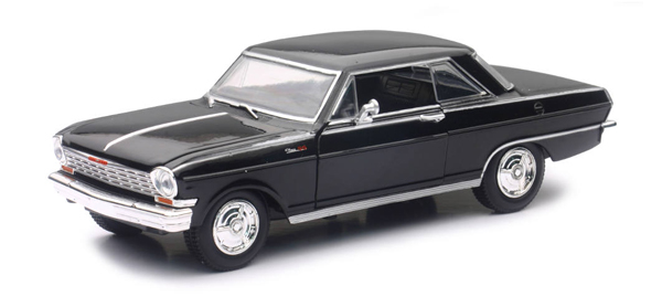 71823B - New-ray 1964 Chevy Nova SS