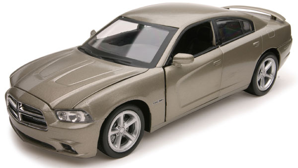 71913MGY - New-Ray Toys 2011 Dodge Charger