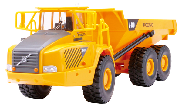 88773 - New-Ray Toys Volvo A40D Dump Truck Remote Control 27