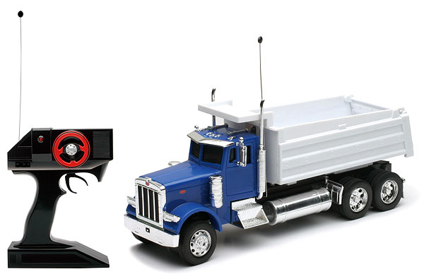 88853 - New-Ray Toys Peterbilt 379 Dump Truck