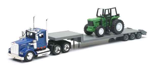 SS-15263 - New-Ray Toys Kenworth Truck