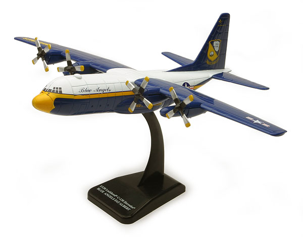 SS-20717 - New-Ray Toys Blue Angels Fat Albert Lockheed C 130