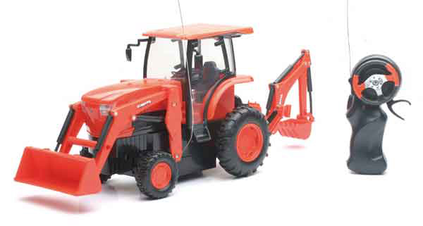 SS-34123-X - New-ray Kubota Remote Controlled L6060