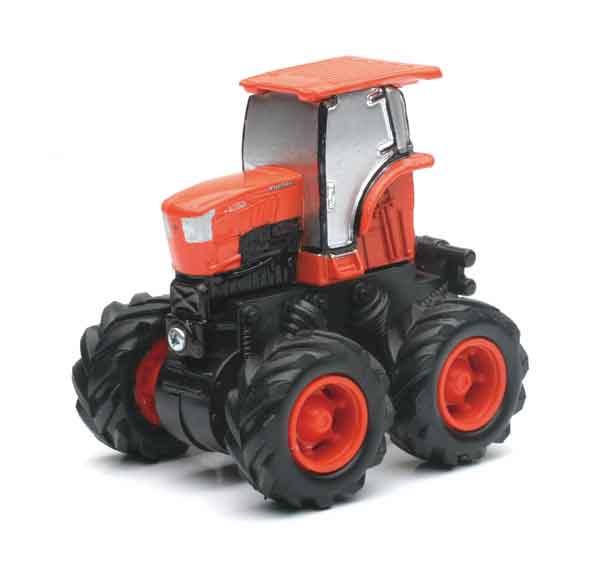 SS-34147 - New-ray Kubota L6060 Mini Monster Tractor