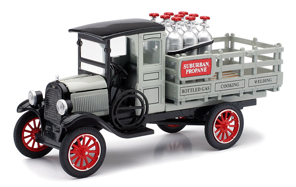 SS-55023A - New-ray Suburban Propane 1923 Chevy Series