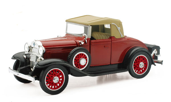 SS-55093 - New-ray 1931 Chevrolet Sport Cabriolet