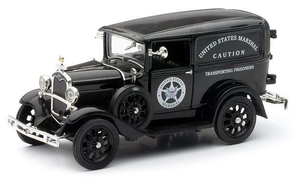 SS-55123A - New-ray US Marshall 1931 Ford Model A