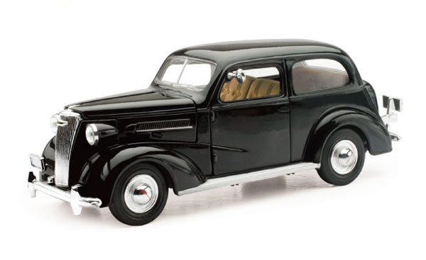SS-55183-X - New-ray 1937 Chevrolet Master Deluxe Town Sedan