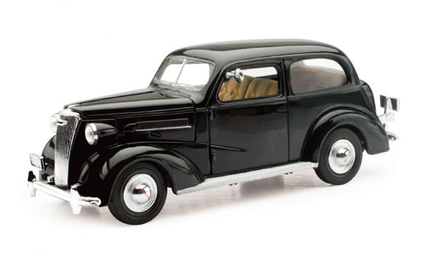 SS-55183 - New-ray 1937 Chevrolet Master Deluxe Town Sedan